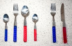 kulinarny materiał Zdjęcie Stock