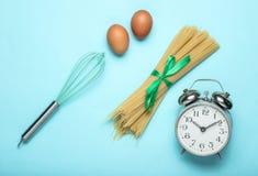 Kulinarny pojęcie, kulinarny czas fotografia stock