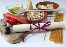 Kulinarny stopień Zdjęcia Stock