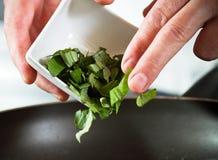 kulinarny warzywo Zdjęcie Royalty Free