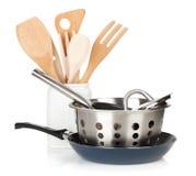 Kulinarny wyposażenie zdjęcie stock
