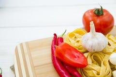 Kulinarny zdrowy karmowy pojęcie Obrazy Royalty Free