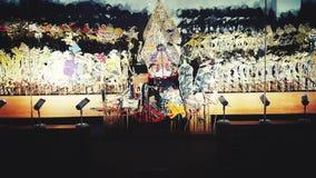 Kulit Wayang Стоковые Фотографии RF