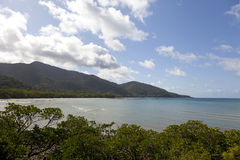 Kulki lookout in Cape Tribulation Royalty Free Stock Photography