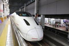 800 kulkyushu serier shinkansen drevet Arkivbild
