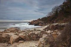 Kullaberg-Naturreservat Lizenzfreie Stockfotografie