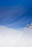 Prevala panorama-lodlinje Royaltyfria Foton