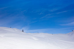 Panorama-horisontalPrevala Royaltyfri Foto