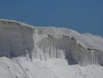 Kulle för naturligt hav för puré salt Royaltyfria Foton