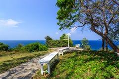 Kulle på den Koh Maiton ön Royaltyfria Foton