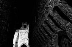 Kullen av Tuscany, paradis är nästa LVII arkivbilder