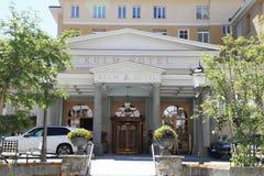 Kulm hotel Royalty Free Stock Images