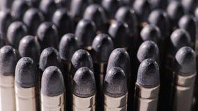 Kulor för vapnet, närbild Bakgrund med vapen royaltyfria bilder