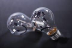 kulor isolerad ljus white Fotografering för Bildbyråer