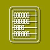 Kulramsymbol Arkivbild