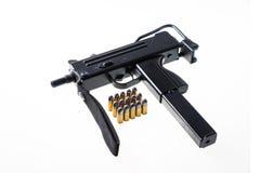 Kulsprutepistol Fotografering för Bildbyråer