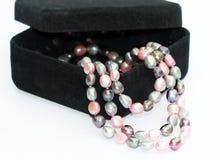 Kultivierte Perle Lizenzfreies Stockbild