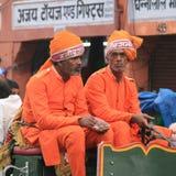 Kultur Agra Jaipur Delhi Varanasi Indiens Nepal Lizenzfreie Stockbilder