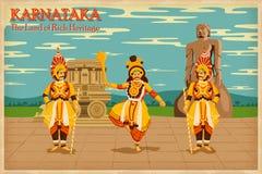Kultur av Karnataka Arkivfoton