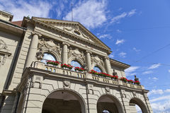 Kultur Casino Bern, Switzerland Royalty Free Stock Photos
