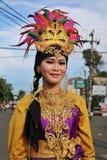 Kultur des Indonesiers lizenzfreies stockfoto