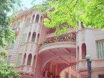 Kultur-Haus Stockfoto