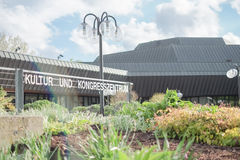 Kultur und Kongresszentrum Rosenheim Royalty Free Stock Images