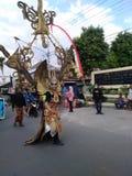Kultur von Indonesien Lizenzfreie Stockfotografie