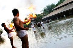 Kultur von Thailand Lizenzfreies Stockfoto