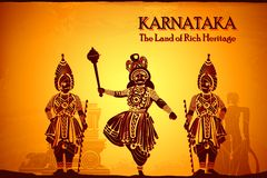 Kultura Karnataka ilustracji