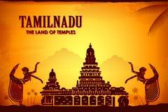 Kultura Tamilnadu royalty ilustracja