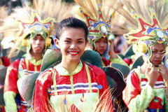 Kulturalni tancerze Obraz Royalty Free