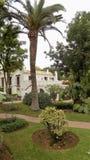 Kulturalny centrum de los angeles Malaga Obraz Royalty Free