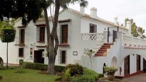 Kulturalny centrum EL PORTON-Alhaurin De Los angeles Torre Obraz Royalty Free
