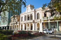 Kulturalny centrum Juan Marinello, Santa Clara zdjęcia royalty free