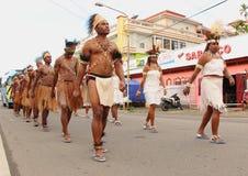 Kulturalny festiwal Manokwari 2017 Zdjęcie Stock