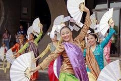Kulturalny tancerz Obraz Royalty Free