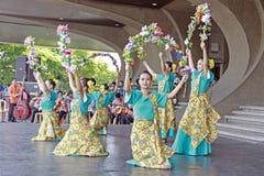 Kulturalny tancerz Obraz Stock