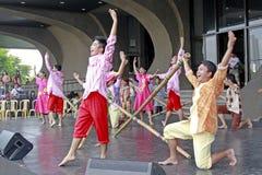 Kulturalny tancerz Zdjęcia Stock