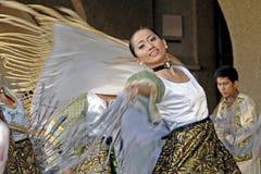 Kulturalny tancerz Fotografia Royalty Free