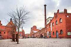 Kulturbrauerei Royalty Free Stock Photos