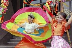 Kulturell dansare Royaltyfri Bild
