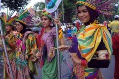 Kulturell festival Arkivbilder