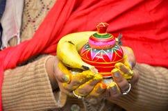 Kulturell Lucknow förbindelse royaltyfri fotografi