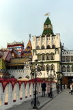 Kulturell-Unterhaltung komplexes ` der Kreml in Izmailovo-` lizenzfreies stockfoto