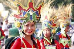 Kulturella dansare Arkivbilder