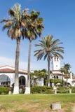 Kulturelle Mitte Rivieras von Ensenada-Museum und Mitte für Künste stockbild