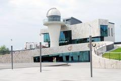 Kulturelle und pädagogische Mitte in Yaroslavl, Russland Lizenzfreies Stockbild