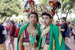 Kultureller Ausführender Stockfotografie