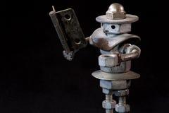 Kultureller Roboter-Leser lizenzfreies stockfoto
